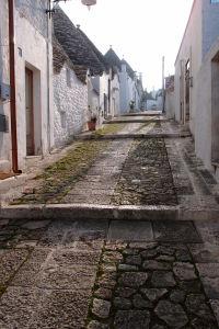 Jedna z najmalebnejších uličiek v Rione Monti - Via Monte Sabotino