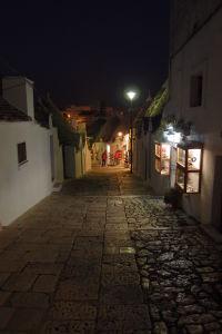 Nočné uličky Alberobella