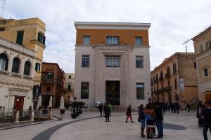 Námestie Piazza Vittorio Veneto