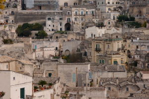 Staré mesto Matera