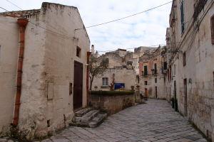 V uličkách Matery