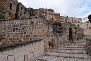 Schody chrámu sv. Augustína