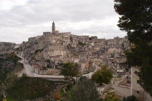 Výhľad na Sassi a katedrálu