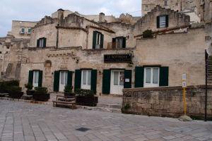 Reštaurácia na ulici Via Fiorentini