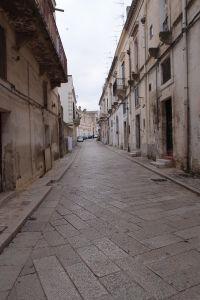 V uličkách nového mesta
