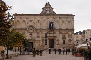 Múzeum stredovekého a moderného umenia v Basilicate