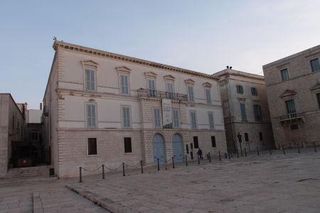 Diocézne múzeum na námesti PIazza Duomo