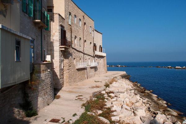 Jadranské pobrežie v Molfette