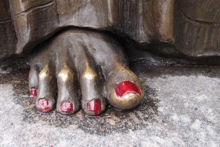 Ani sv. Pavol neodolal brazílskej kozmetike