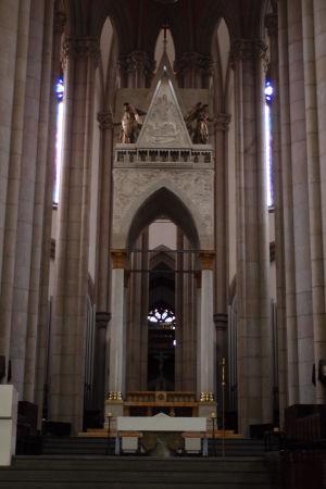 Metropolitná katedrála - Hlavný oltár