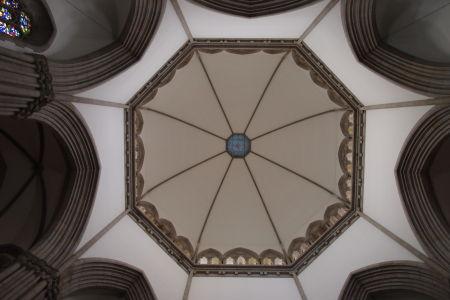 Metropolitná katedrála - Hlavná kupola