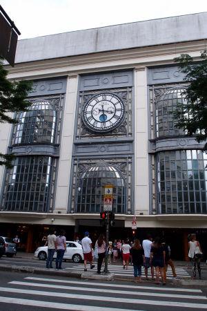 Moderný obchodný dom na Rua 13 de Maio - Hneď vedľa Avenida Paulista