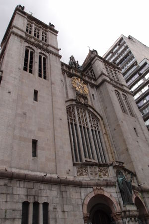 Kláštor São Bento (sv. Beneditkta) - Kostol