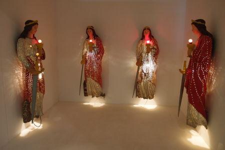 Múzeum afrobrazílskej kultúry - Kresťanstvo nemôže chýbať