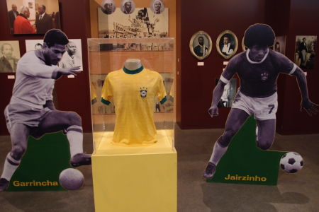 Múzeum afrobrazílskej kultúry - Pelé