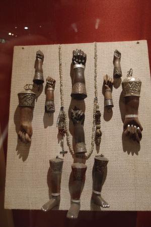 Múzeum afrobrazílskej kultúry - Táto fotka mi pripomenula film Borat... kto videl, pochopí ;)