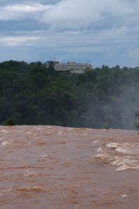 Vodopády Iguazú - Luxusný hotel pri vodopádoch