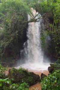 Vodopády Iguazú sa skladajú z množstva menších vodopádov