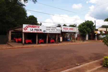V okolí ruín sa nachádza dostatok reštaurácií