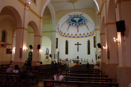 Katedrála v Posadas