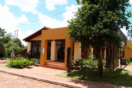 Informačné centrum v Trinidad