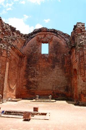 Hlavný chrám v Trinidad - Hlavný oltár