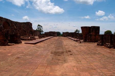 Hlavný chrám v Trinidad - Hlavný loď