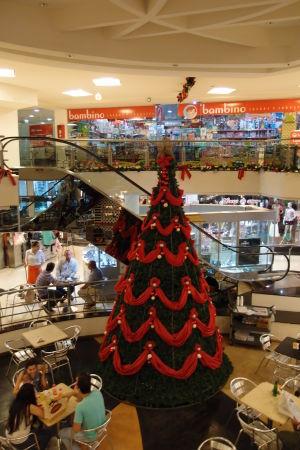 Obchodné centrum v Posadas