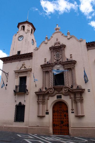 Stredná škola Colegio Nacional de Monserrat - súčasť Jezuitského bloku (Manzana Jesuítica) v Córdobe, pamiatka UNESCO