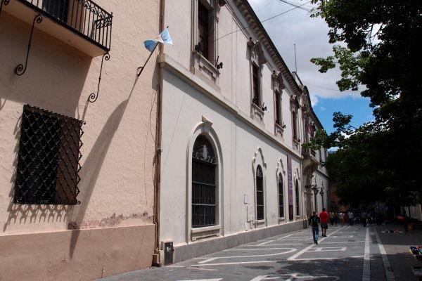 Pôvodné sídlo Národnej univerzity v Córdobe, dnes Múzeum histórie - súčasť Jezuitského bloku (Manzana Jesuítica) v Córdobe, pamiatka UNESCO