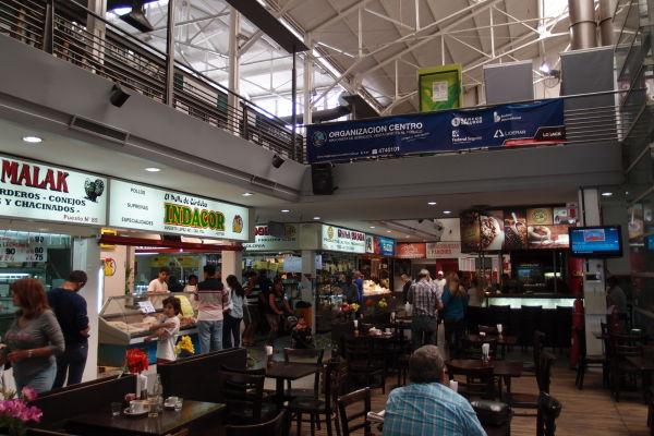 Mestská tržnica Mercado Norte v Córdobe je celkom moderná