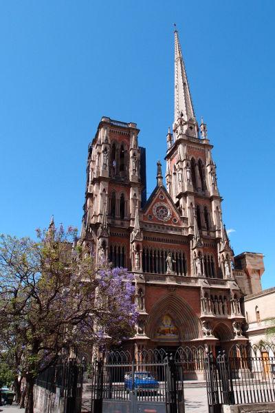 Kapucínsky chrám Najsvätejšieho Srdca v Córdobe