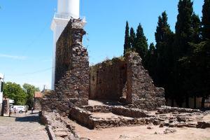 Ruiny kláštora San Francisco zo 17. storočia