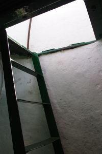 Posledný rebrík k vrcholu majáka