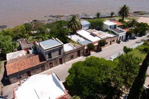 Ulica De San Pedro z majáka