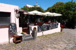 Reštaurácia v uličke De San Pedro