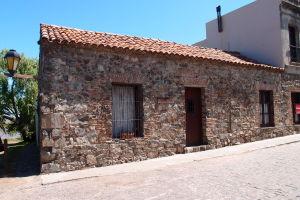 Budovy v uličke De San Pedro