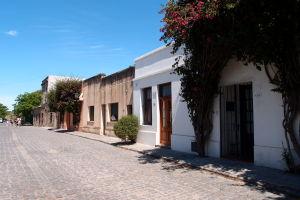 Budovy na ulici De San Pedro