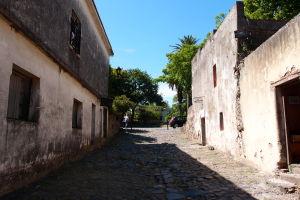 Ulička povzdychov (Calle de los Suspiros)