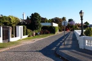 Pobrežná promenáda Paseo de San Gabriel