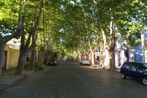 Ulice v okolí historického centra sú tiež veľmi malebné