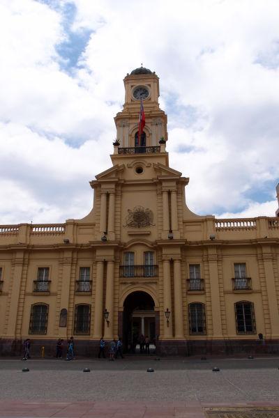Národné historické múzeum na námestí Plaza de Armas
