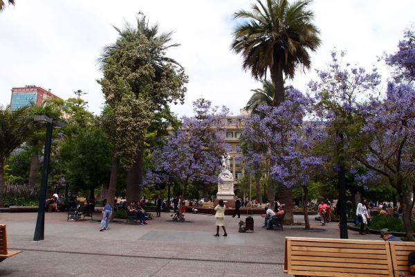 Námestie Plaza de Armas