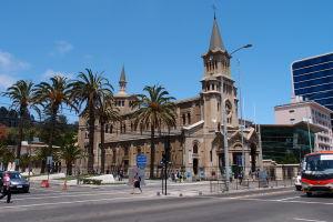 Kostol vo Viña del Mar
