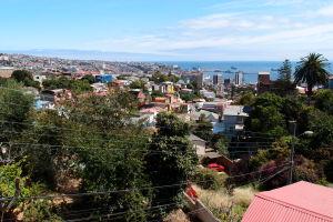 Výhľad na mesto z Bellavisty