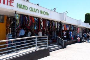 Obchodíky v prístave