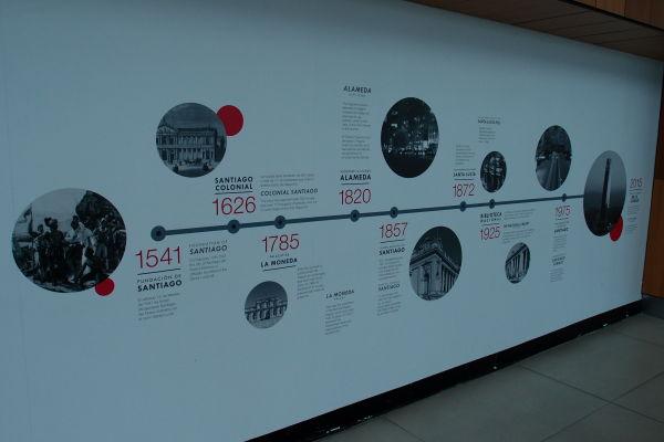História Santiaga v skratke - Gran Torre, najvyššia budova Južnej Ameriky