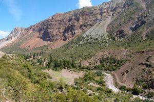Riečka El Volcán