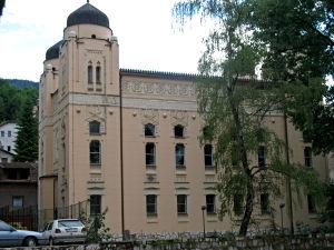 Aškenázska synagóga v Sarajeve