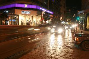 Ulica Al Hamra (zdroj: Beirutnightlife.com)